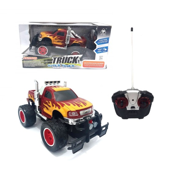 PICK UP CONTROLE TRUCK SUPER POWER 6144R