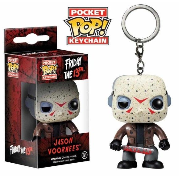 POP KEYCHAIN JASON VORHEES - FUNKO
