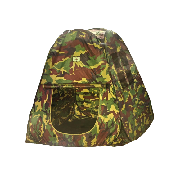 BARRACA TENDA INFANTIL CAMUFLADA 8119