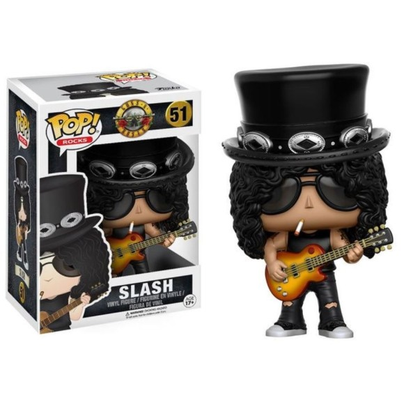 POP SLASH GUNS N ROSES 51 - FUNKO