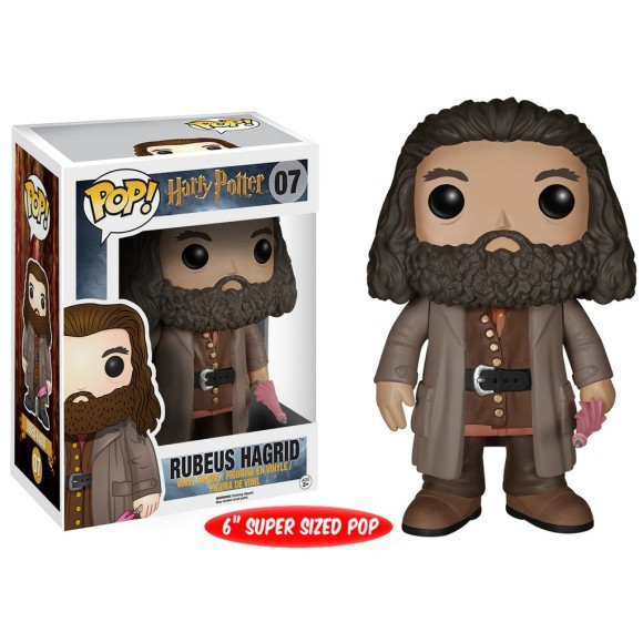 POP RUBEUS HAGRID HARRY POTTER 07 - FUNKO