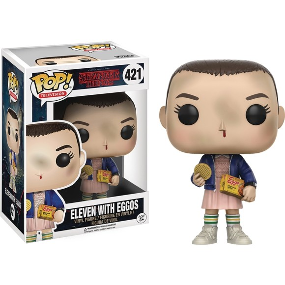 POP ELEVEN WITH EGGOS STRANGES THINGS 421 - FUNKO